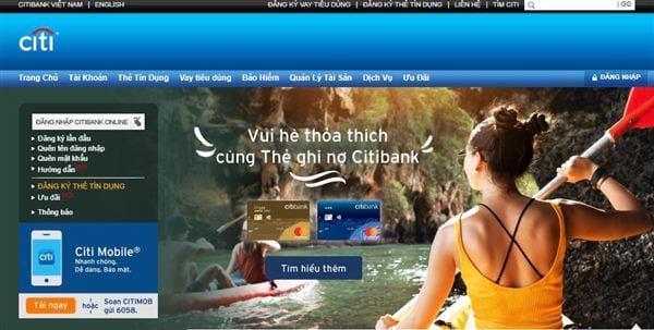 Tổng đài ngân hàng Citibank - hinh 2