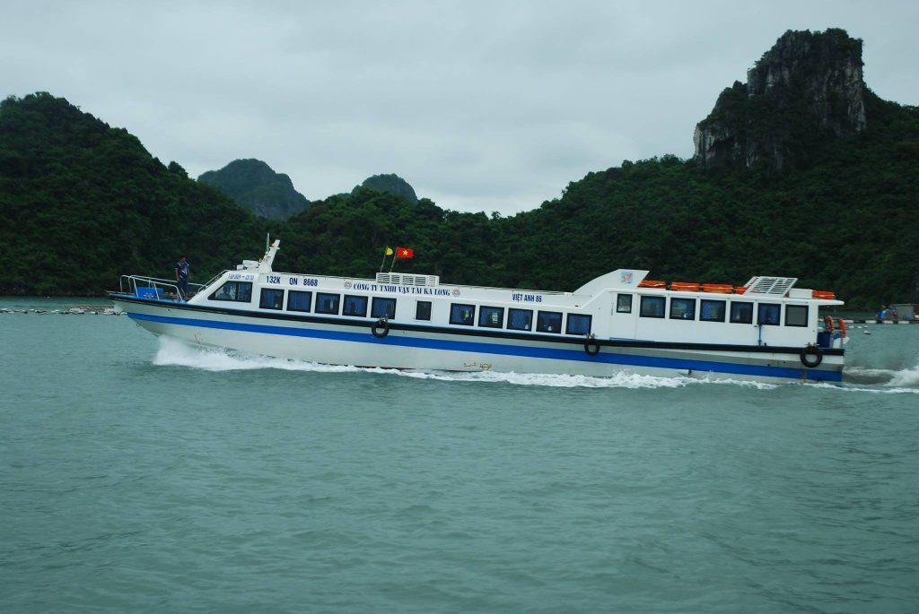 Lịch giờ chạy tàu cao tốc ra đảo Quan Lạn - hinh 3