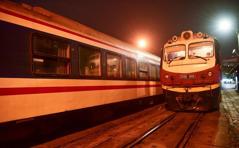Chuyến tàu hỏa duy nhất còn hoạt động- hinh 1