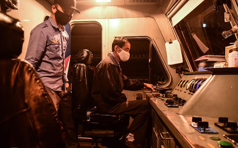 Chuyến tàu hỏa duy nhất còn hoạt động- hinh 3