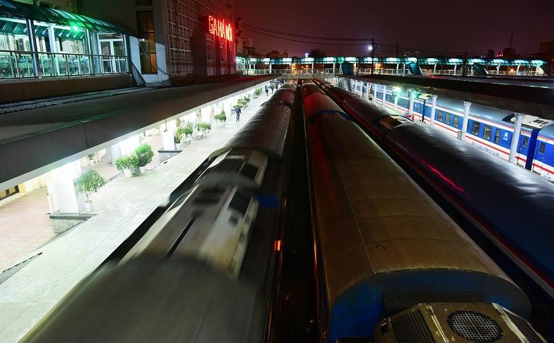 Chuyến tàu hỏa duy nhất còn hoạt động- hinh 7