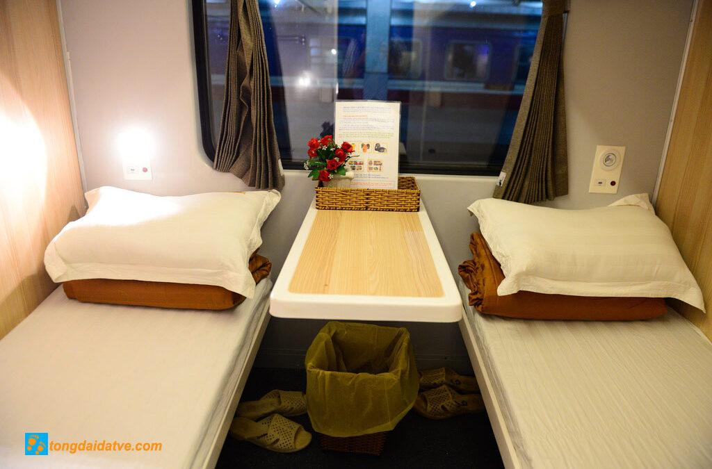 Mở bán vé Tàu 5 Sao từ Sài Gòn đi Nha Trang
