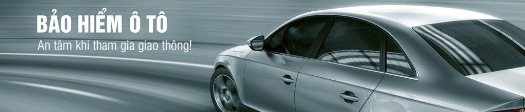 bảo hiểm ô tô online