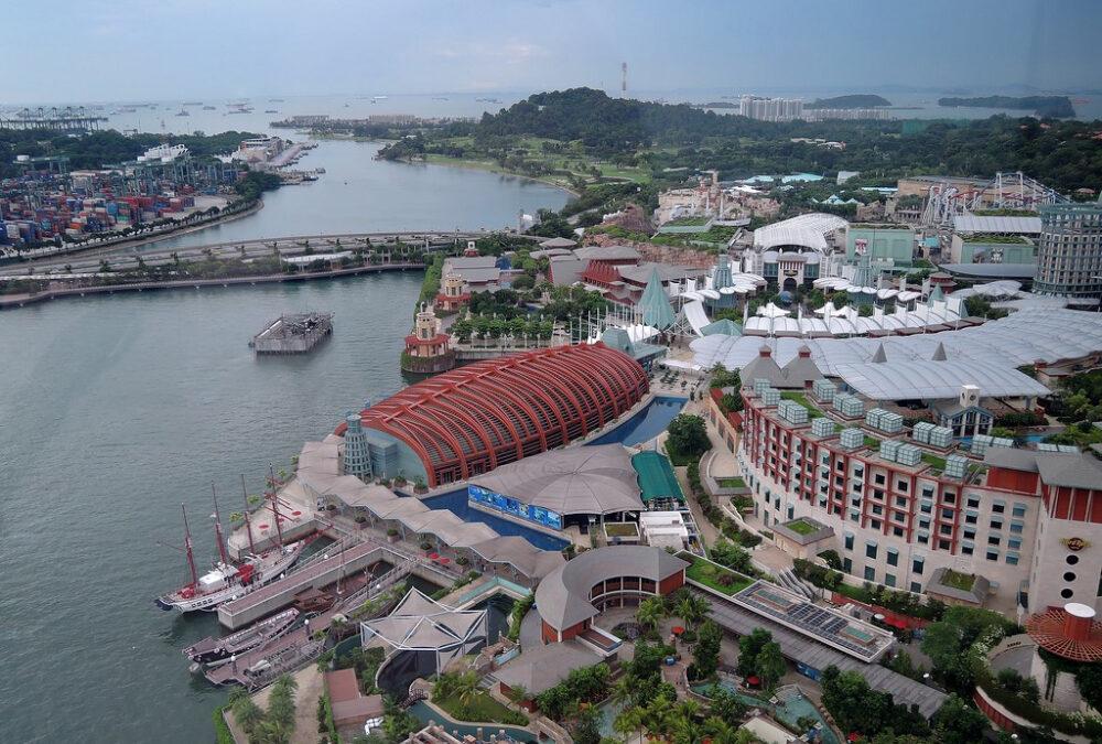 Hướng dẫn du lịch Sentosa, Singapore