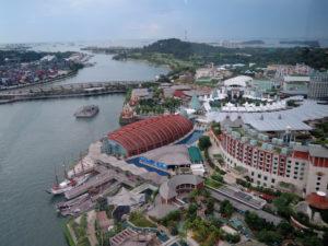 Hướng dẫn du lịch Sentosa, Singapore - hinh 1