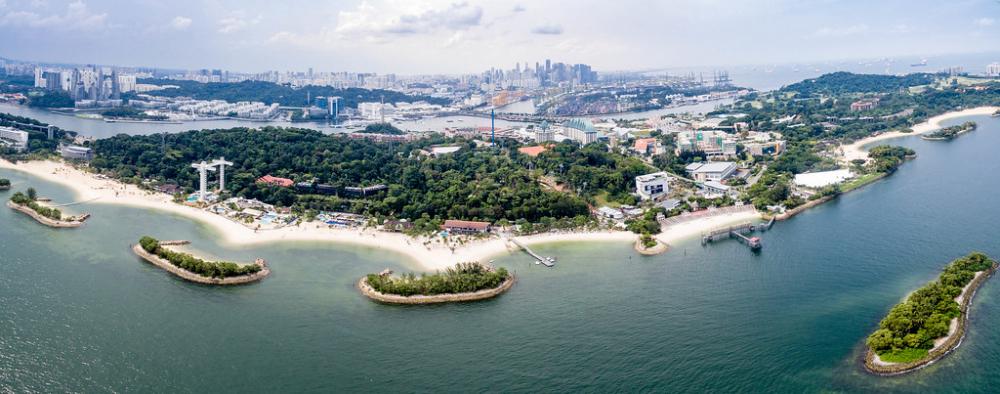 Hướng dẫn du lịch Sentosa, Singapore - hinh 2
