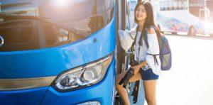 Du lịch Thái Lan bằng xe buýt
