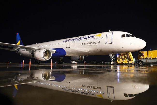 Vietravel Airlines công bố chính thức bay thương mại với 50.000 vé 0 đồng