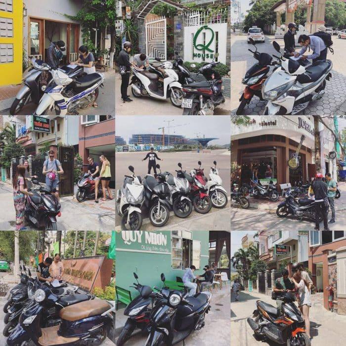 Địa điểm thuê Xe Máy Ở Quy Nhơn Bình Định - hinh 03