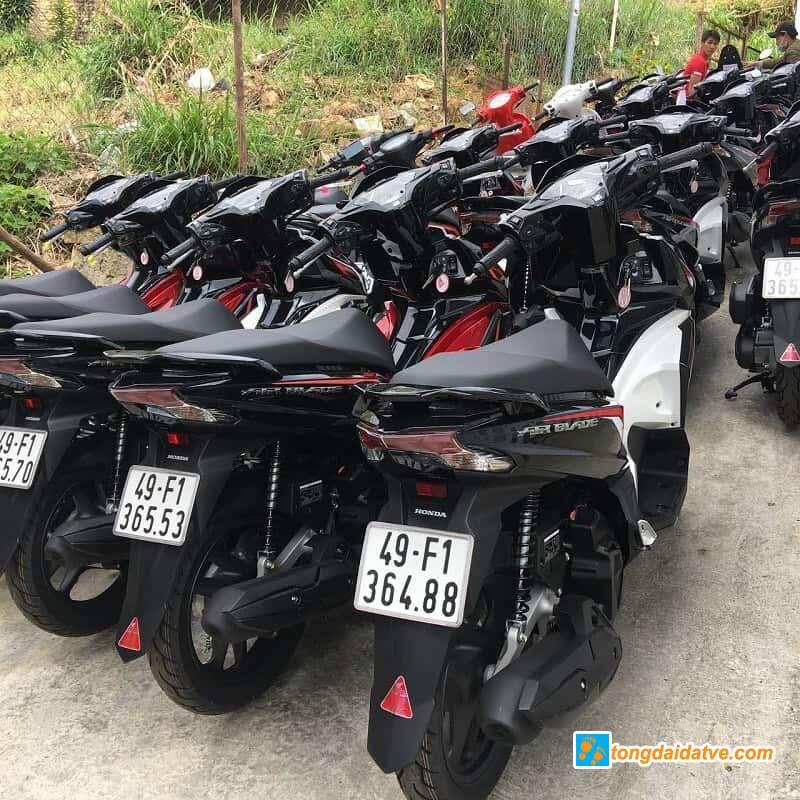 Địa chỉ cho thuê xe máy Đà Lạt - hinh 03