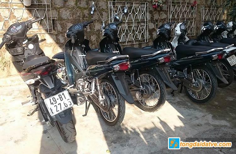 Địa chỉ cho thuê xe máy Đà Lạt - hinh 05
