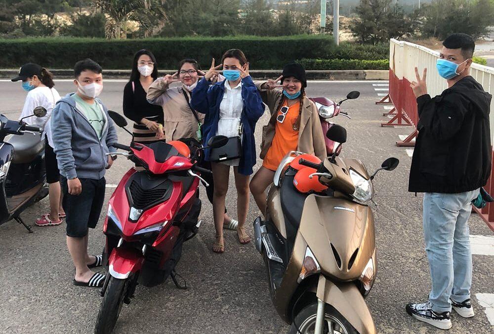Địa điểm thuê Xe Máy Ở Quy Nhơn Bình Định