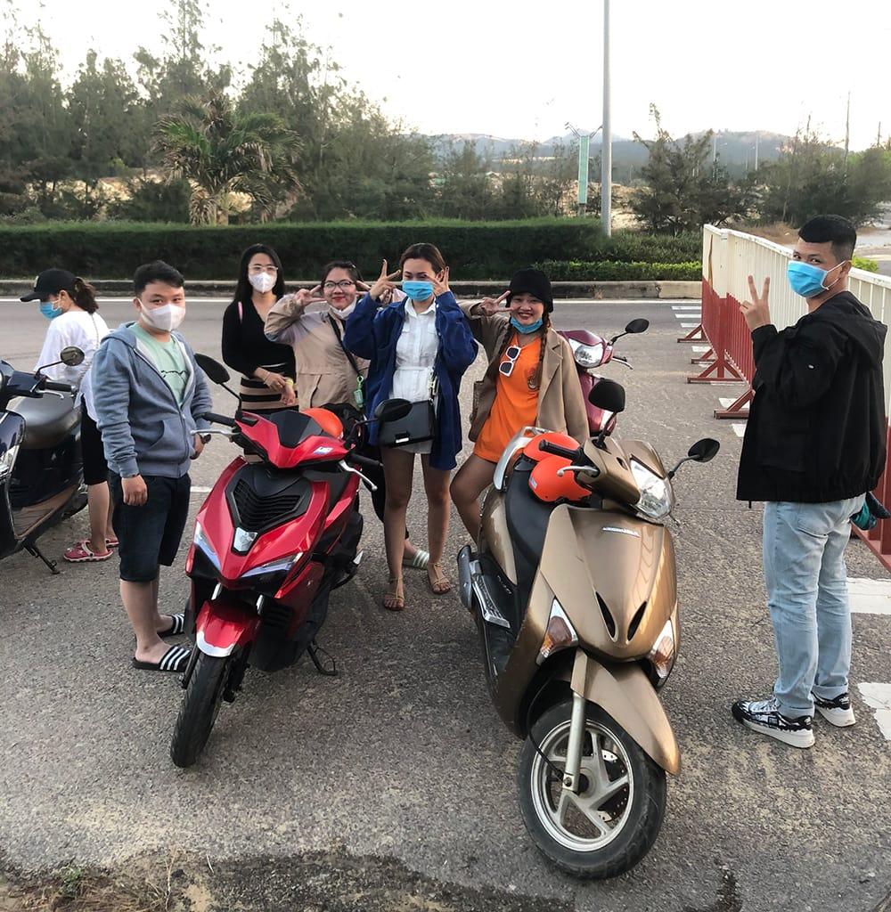 Thuê Xe Máy Ở Quy Nhơn Bình Định