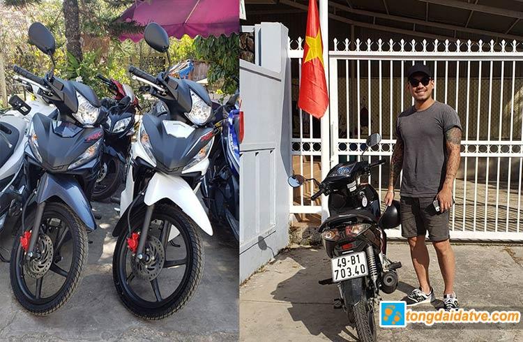 Địa chỉ cho thuê xe máy Đà Lạt - hinh 09